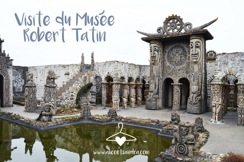 Cossé-le-vivien - Musée Robert Tatin