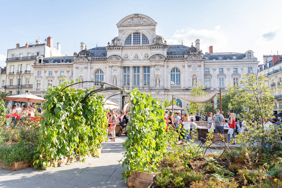 Angers - Centre-Ville