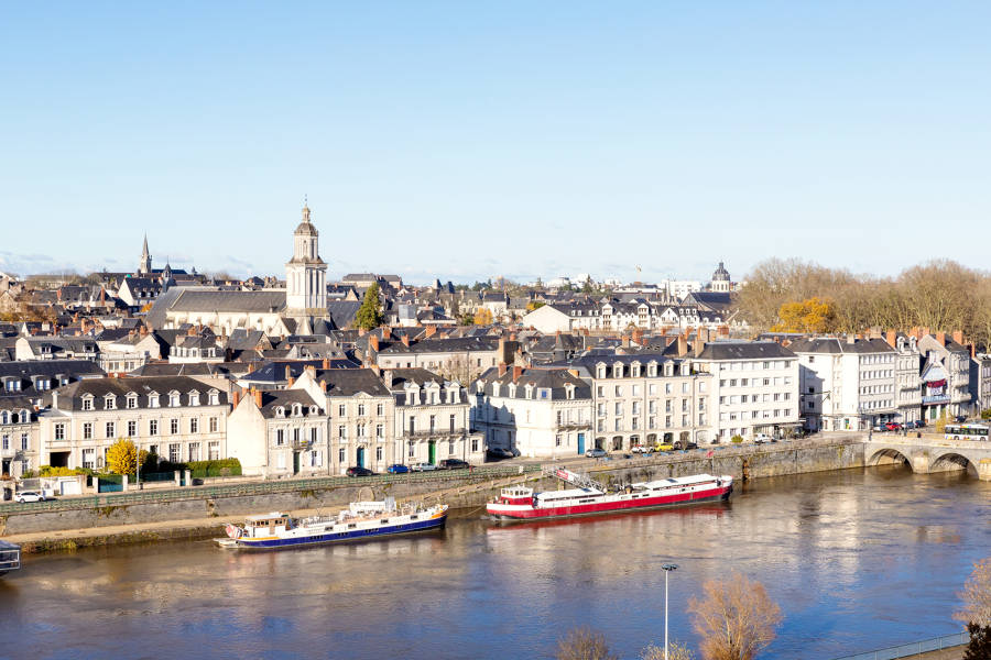 Angers - La Loire