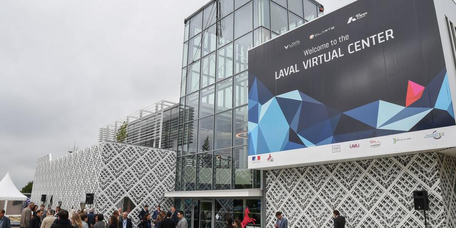 Laval - Centre de Réalité Virtuelle