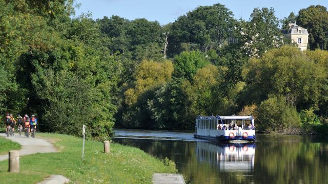 La rivière Mayenne