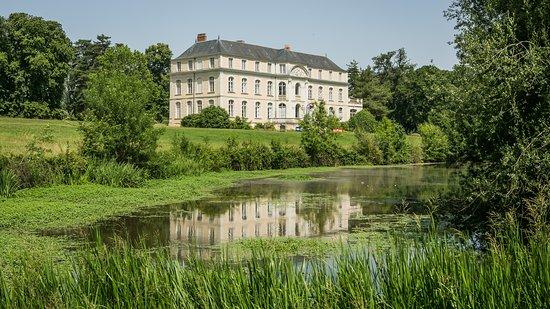 Lion d'Angers - Parc Départemental de l'Isle Briand